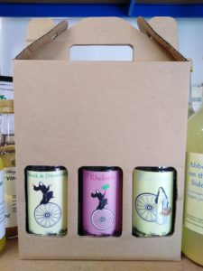cider bottle 3 pack